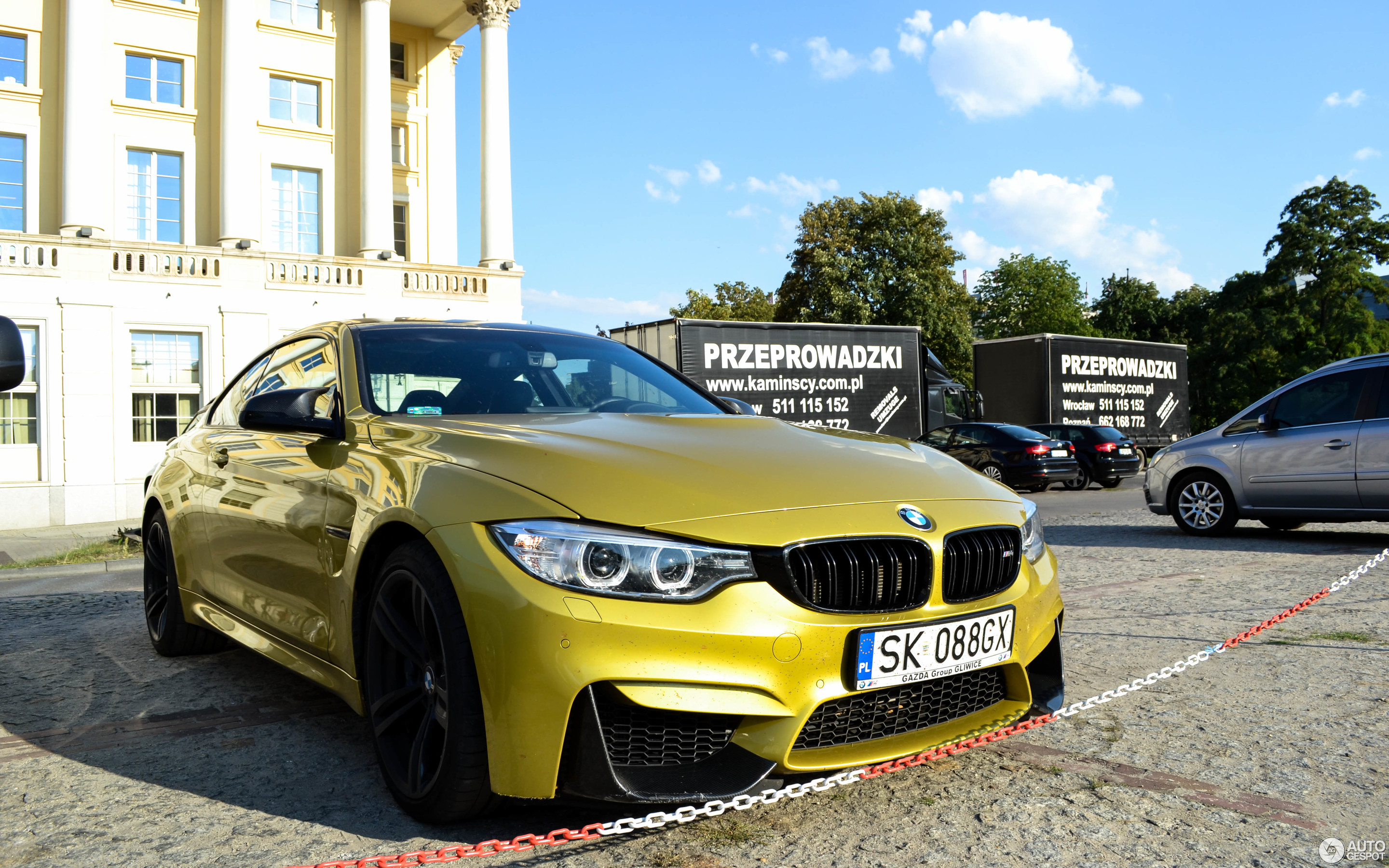 BMW M4 F82 Coupé 18 August 2016 Autogespot