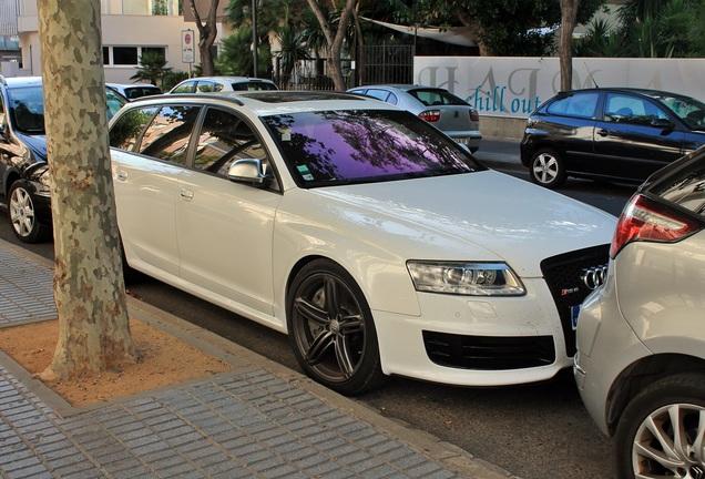 Audi MTM RS6 Avant C6