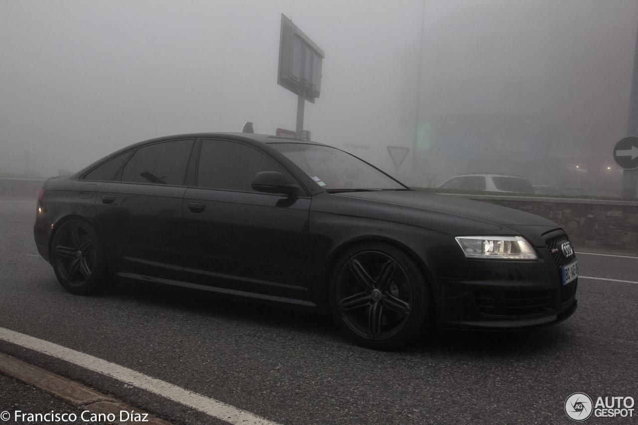 Audi RS6 Sedan C6 - 20 August 2016 - Autogespot