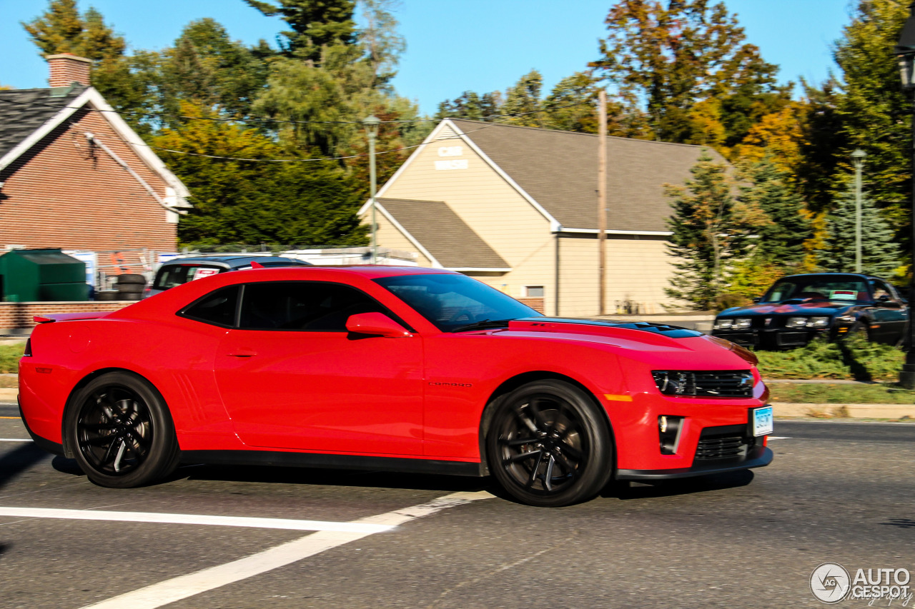 Chevrolet Camaro Zl1 2014 20 August 2016 Autogespot