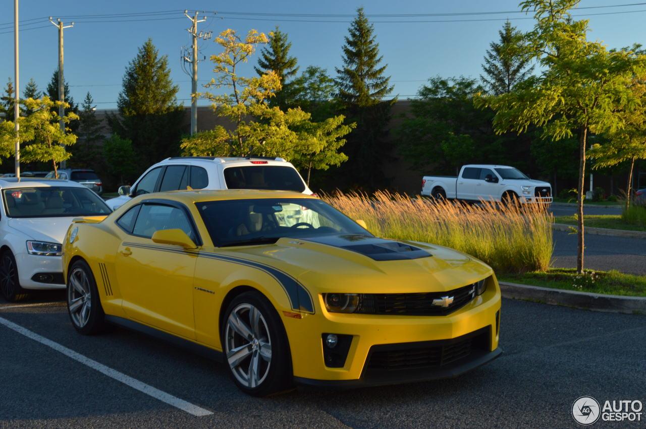 Chevrolet Camaro Zl1 20 August 2016 Autogespot