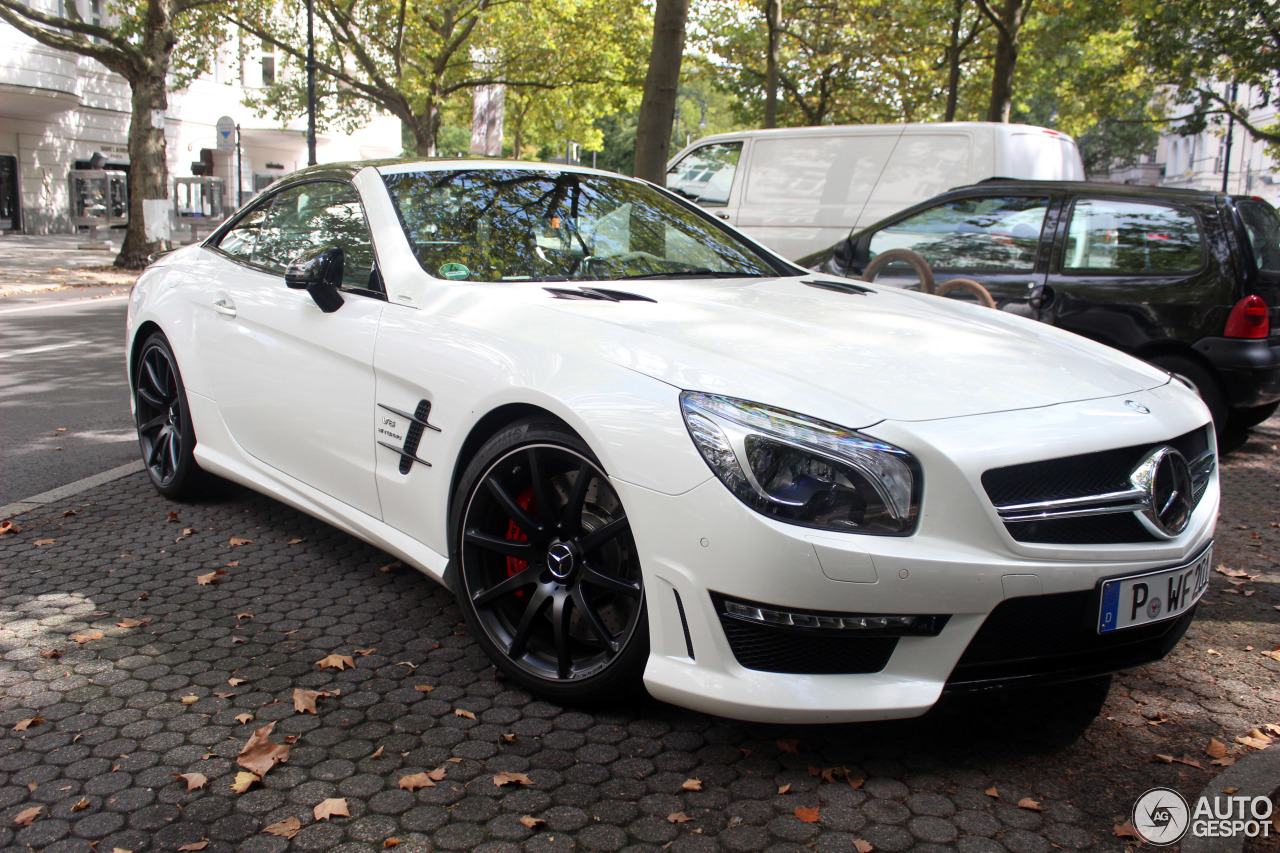 mercedes benz sl 63 amg r231 2look edition 20 august. Black Bedroom Furniture Sets. Home Design Ideas
