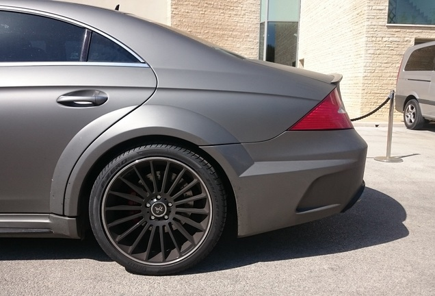 Mercedes-Benz CLS 63 AMG C219 Prior Design