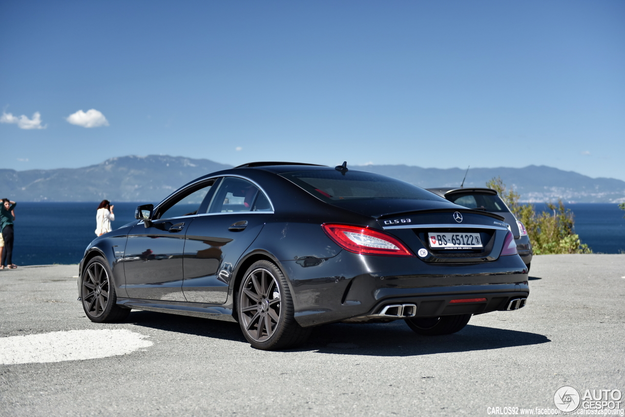 mercedes benz cls 63 amg c218 2015 22 august 2016 autogespot. Black Bedroom Furniture Sets. Home Design Ideas