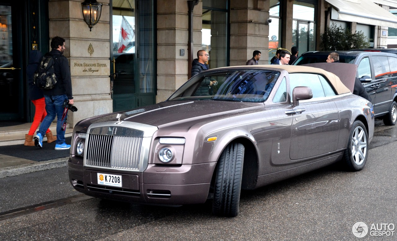 Rolls royce phantom drophead coup 22 augustus 2016 - Rolls royce drophead coupe ...
