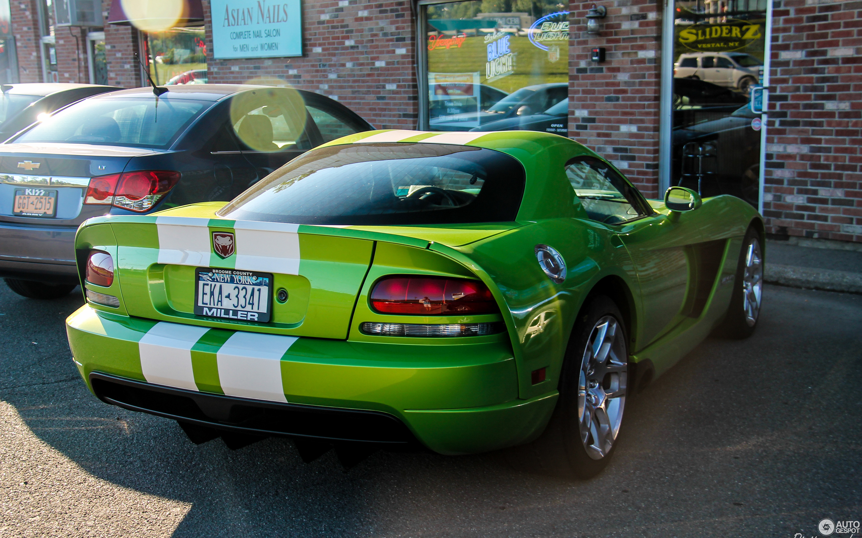Dodge Viper SRT-10 Coupé 2008