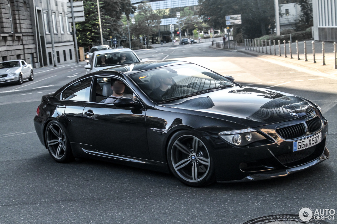 Bmw M6 E63 24 August 2016 Autogespot