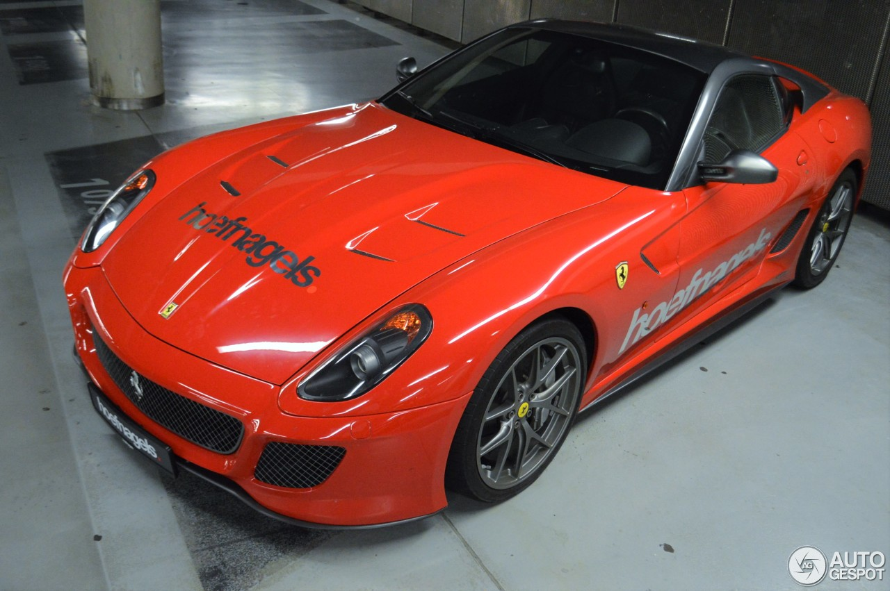 ferrari 599 gto 24 august 2016 autogespot. Black Bedroom Furniture Sets. Home Design Ideas