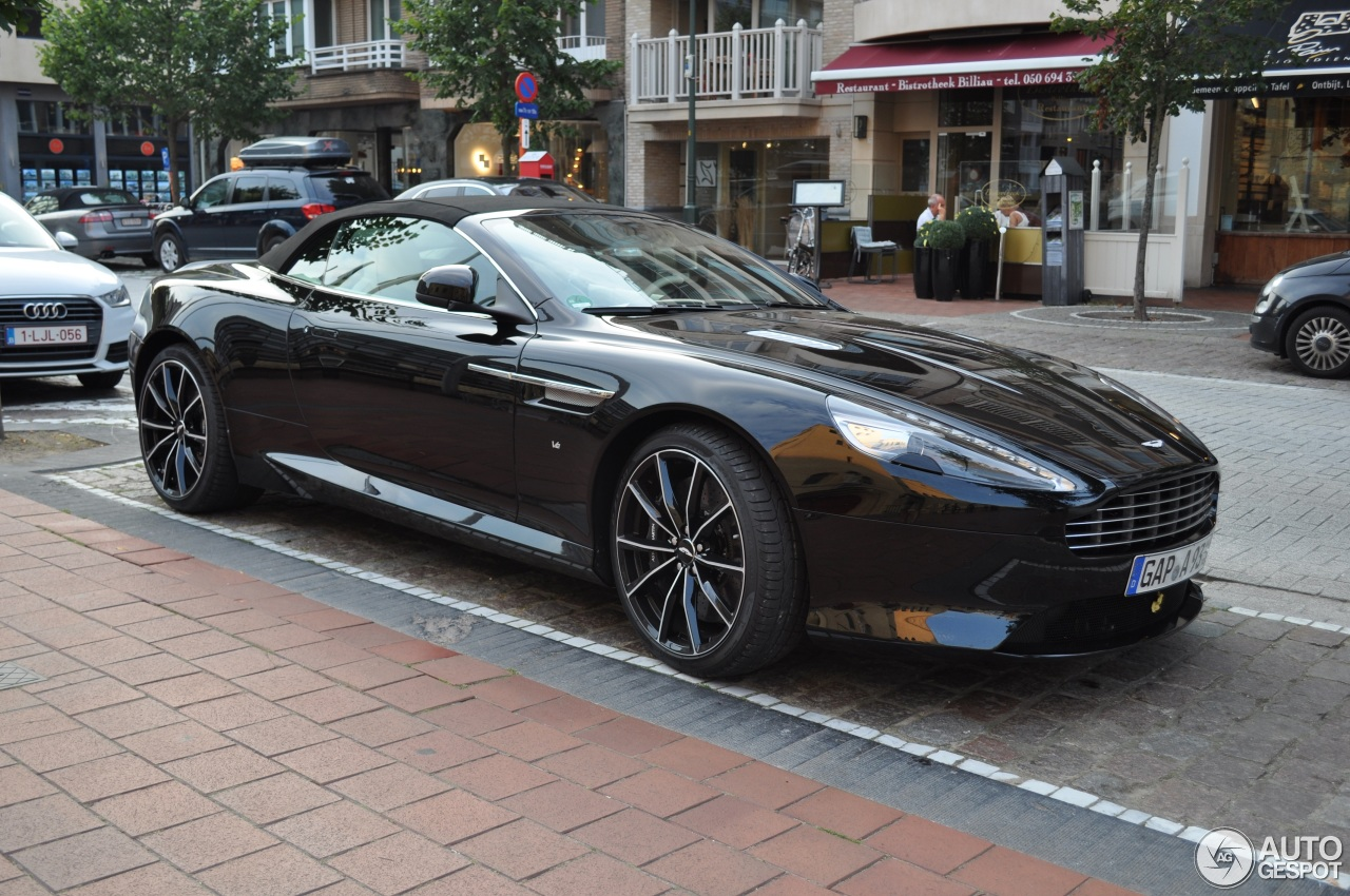 aston martin db9 gt volante 2016 - 27 august 2016 - autogespot