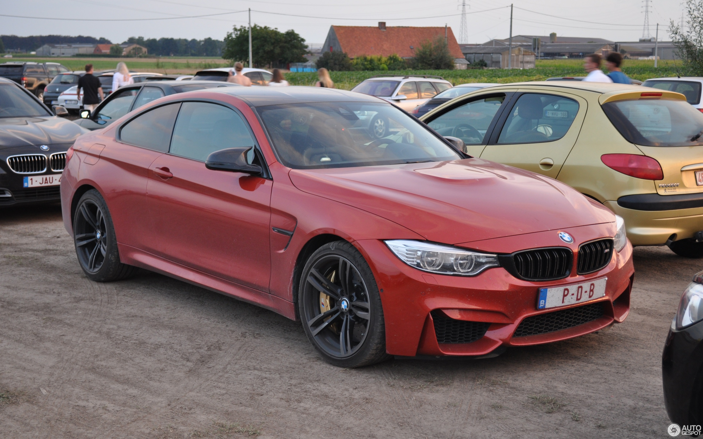 BMW M4 F82 Coupé 27 August 2016 Autogespot