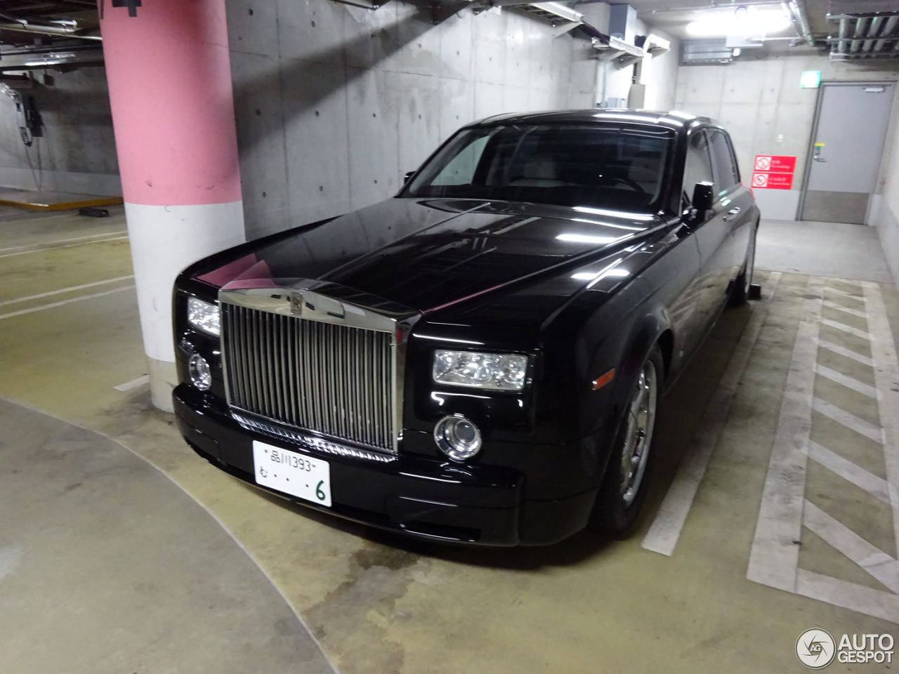 rolls royce phantom ewb 27 august 2016 autogespot. Black Bedroom Furniture Sets. Home Design Ideas