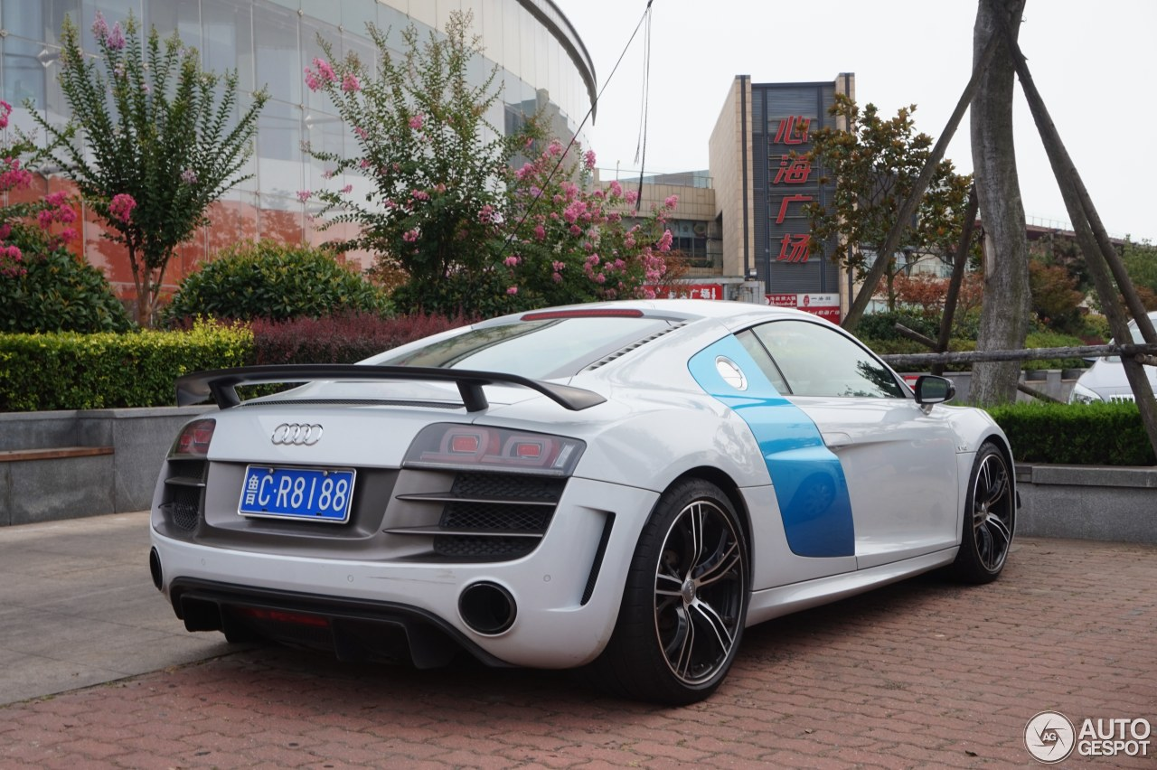 Audi R8 V10 China Edition 28 August 2016 Autogespot