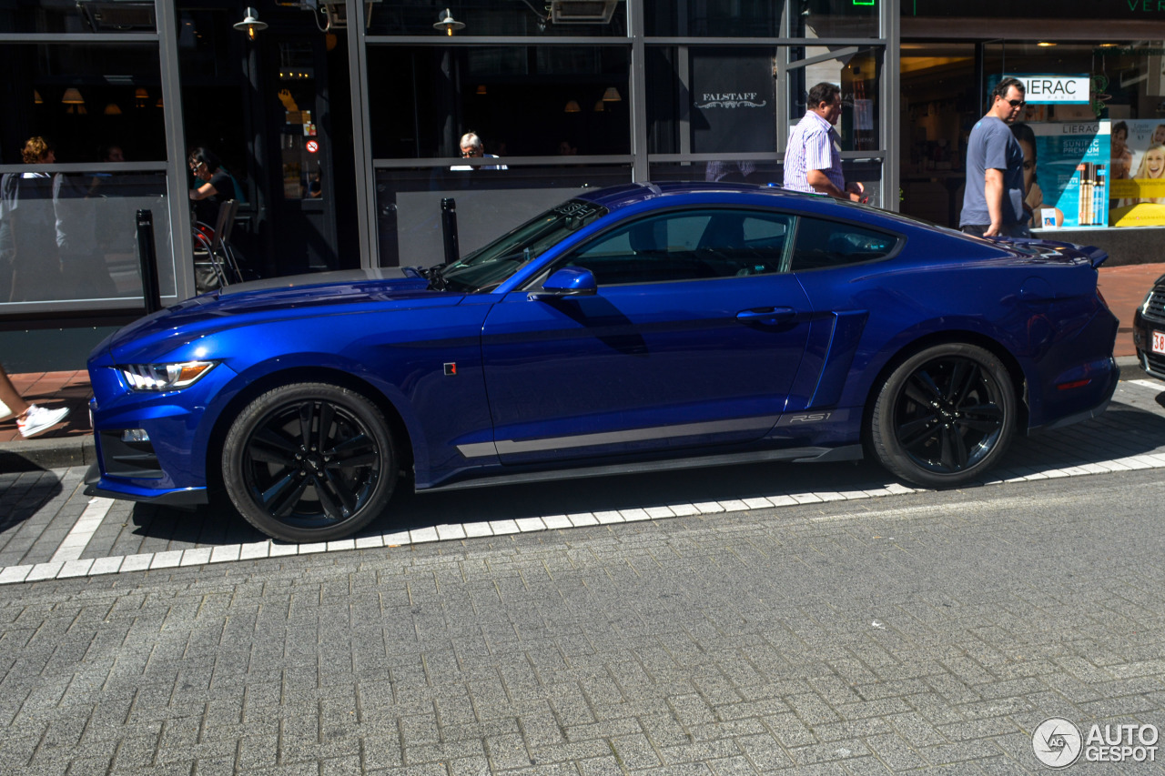 ford mustang roush stage 1 2015 28 august 2016 autogespot. Black Bedroom Furniture Sets. Home Design Ideas