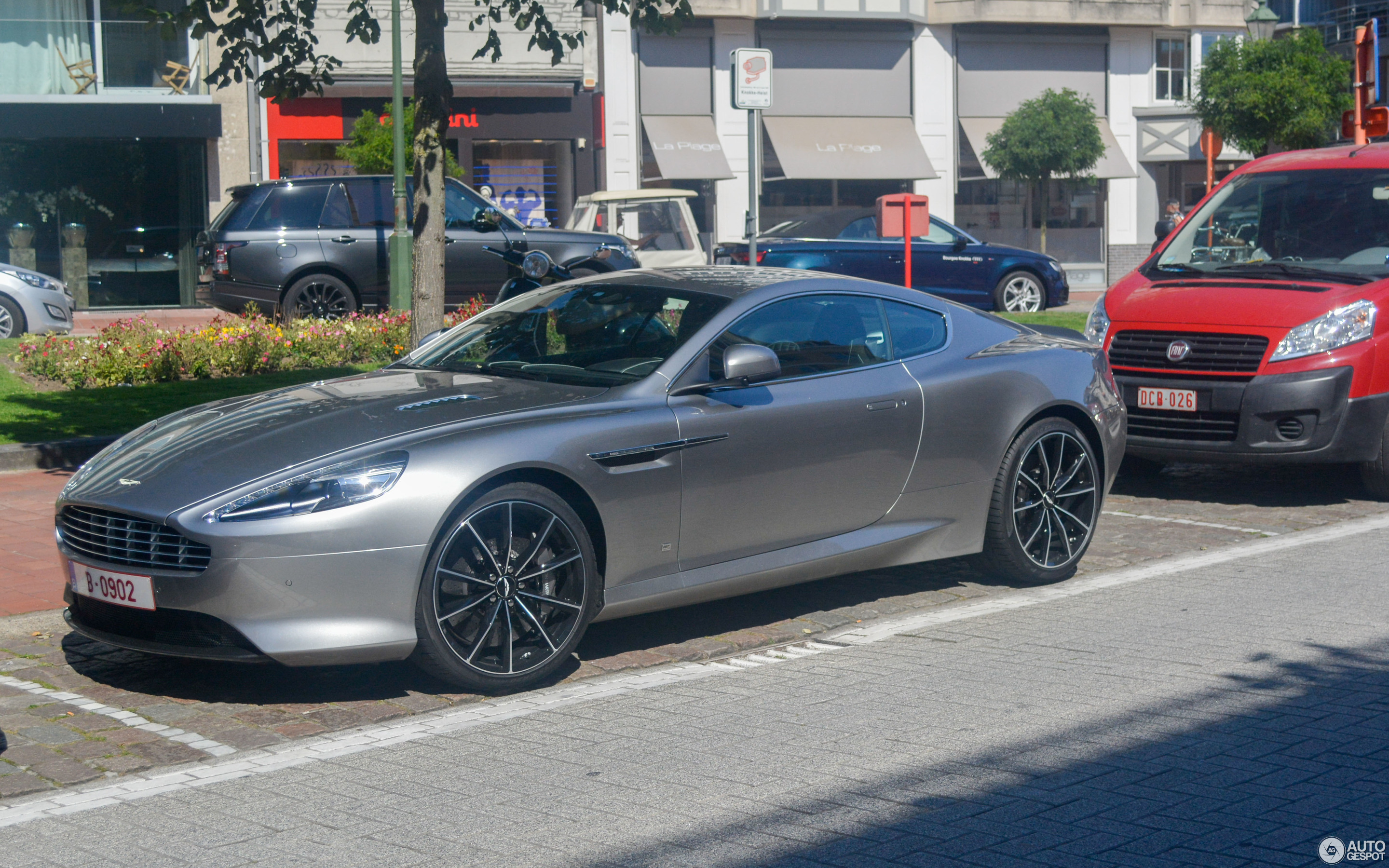 aston martin db9 gt 2016 bond edition - 28 august 2016 - autogespot