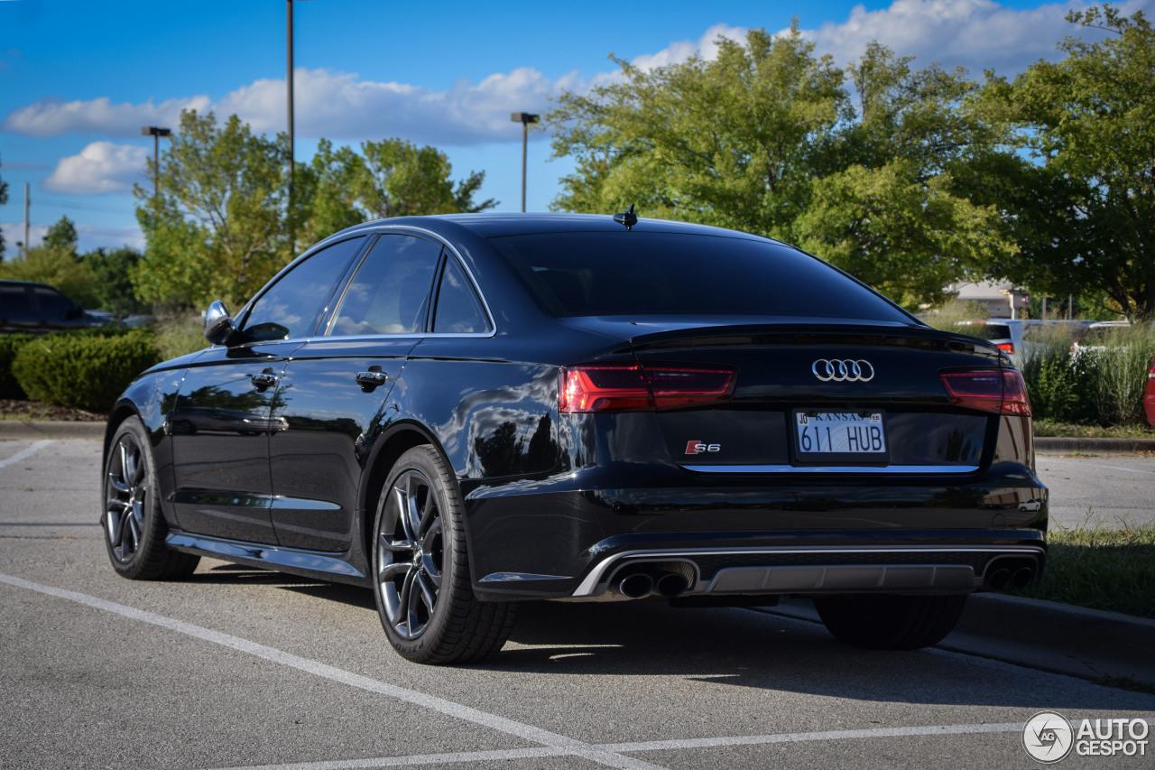 Audi S6 Sedan C7 2015 29 August 2016 Autogespot