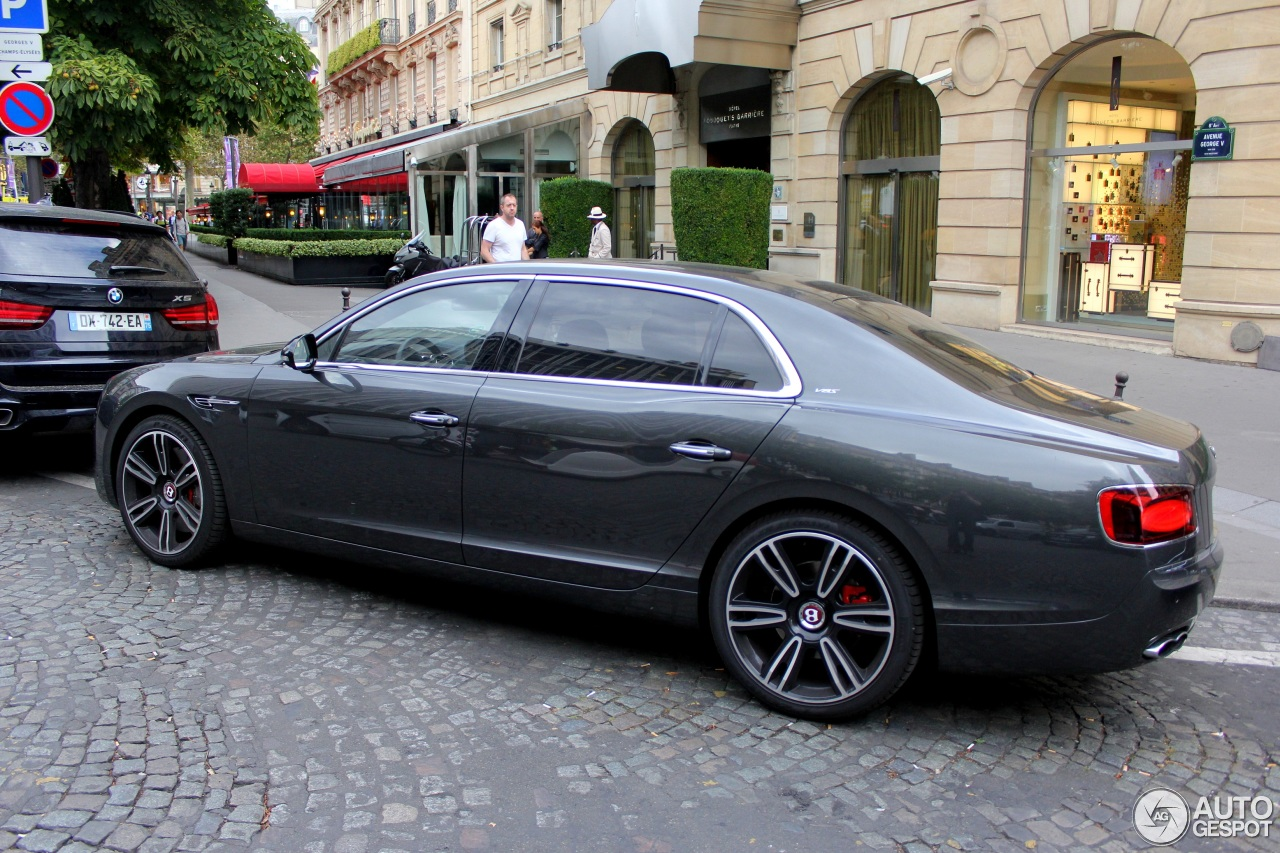 Bentley Flying Spur V8 S 29 August 2016 Autogespot