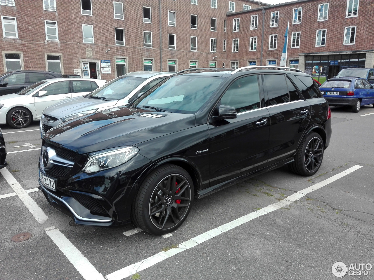 mercedes amg gle 63 s 29 august 2016 autogespot. Black Bedroom Furniture Sets. Home Design Ideas