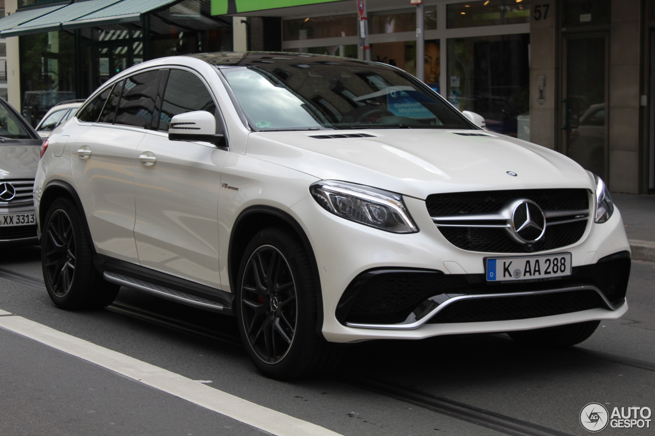 mercedes amg gle 63 s coup 29 august 2016 autogespot. Black Bedroom Furniture Sets. Home Design Ideas