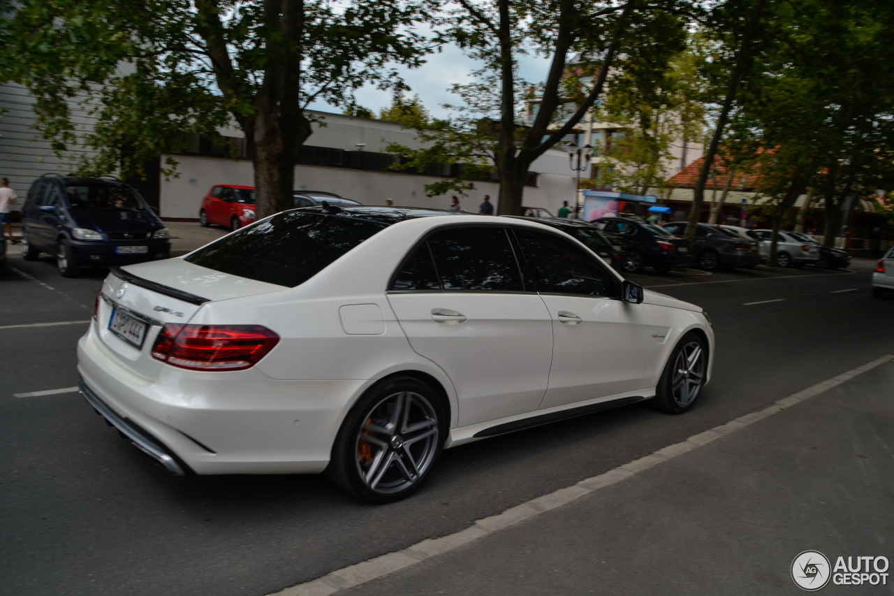 mercedes benz e 63 amg s w212 29 august 2016 autogespot. Black Bedroom Furniture Sets. Home Design Ideas