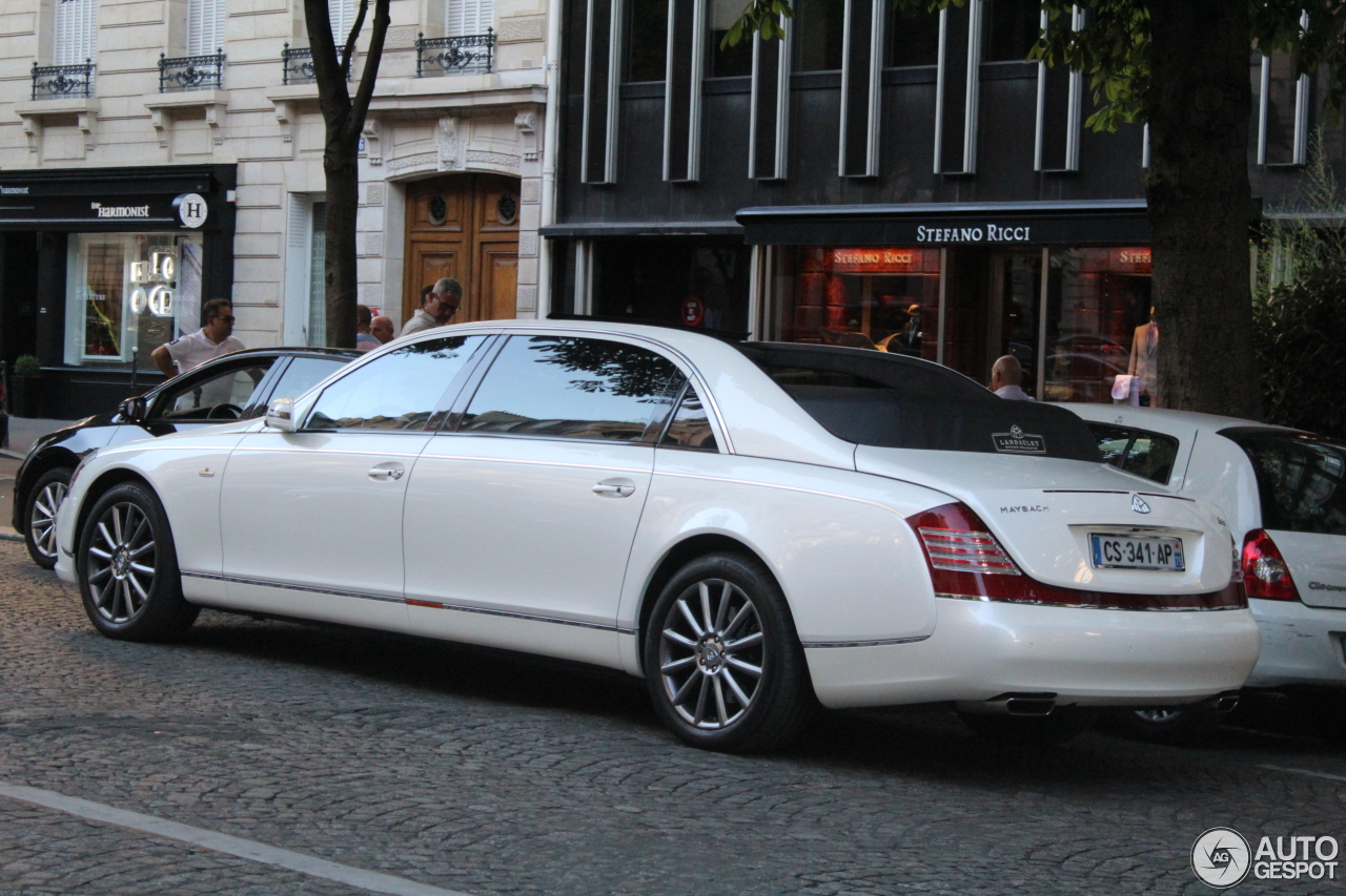 Maybach 62 S Landaulet 2011 30 August 2016 Autogespot HD Wallpapers Download free images and photos [musssic.tk]