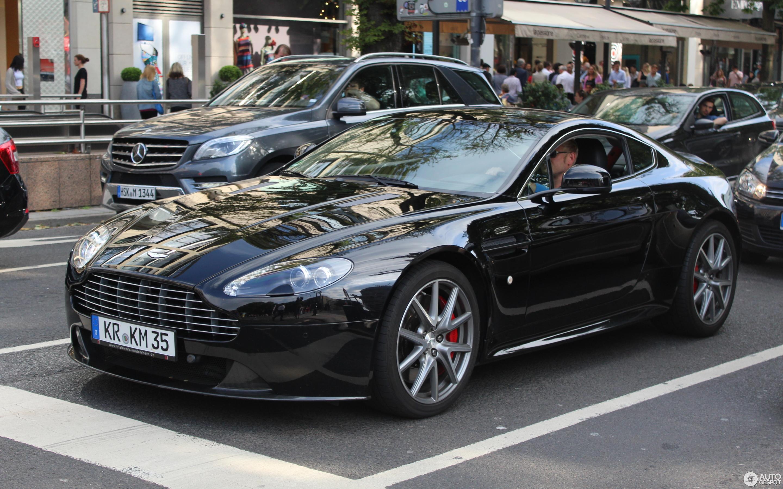 Aston Martin V8 Vantage 2012 30 August 2016 Autogespot