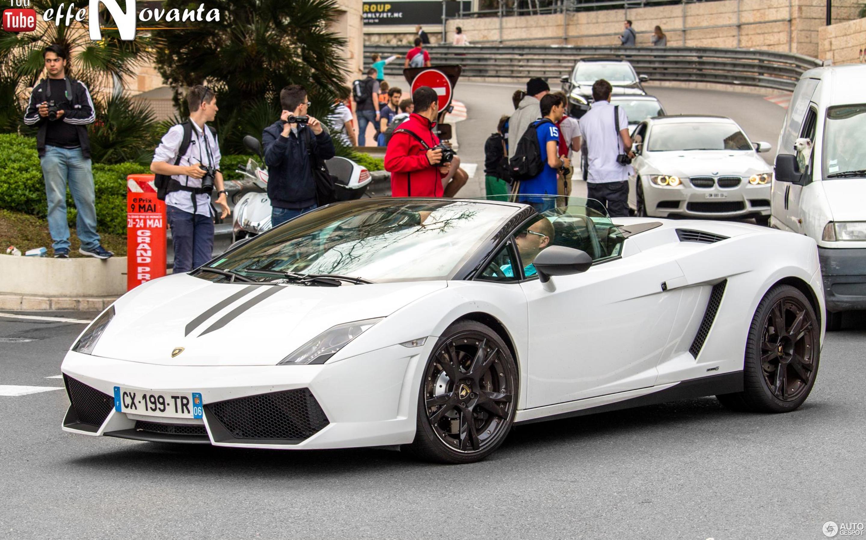 Lamborghini Gallardo Lp550 2 Spyder 31 August 2016 Autogespot