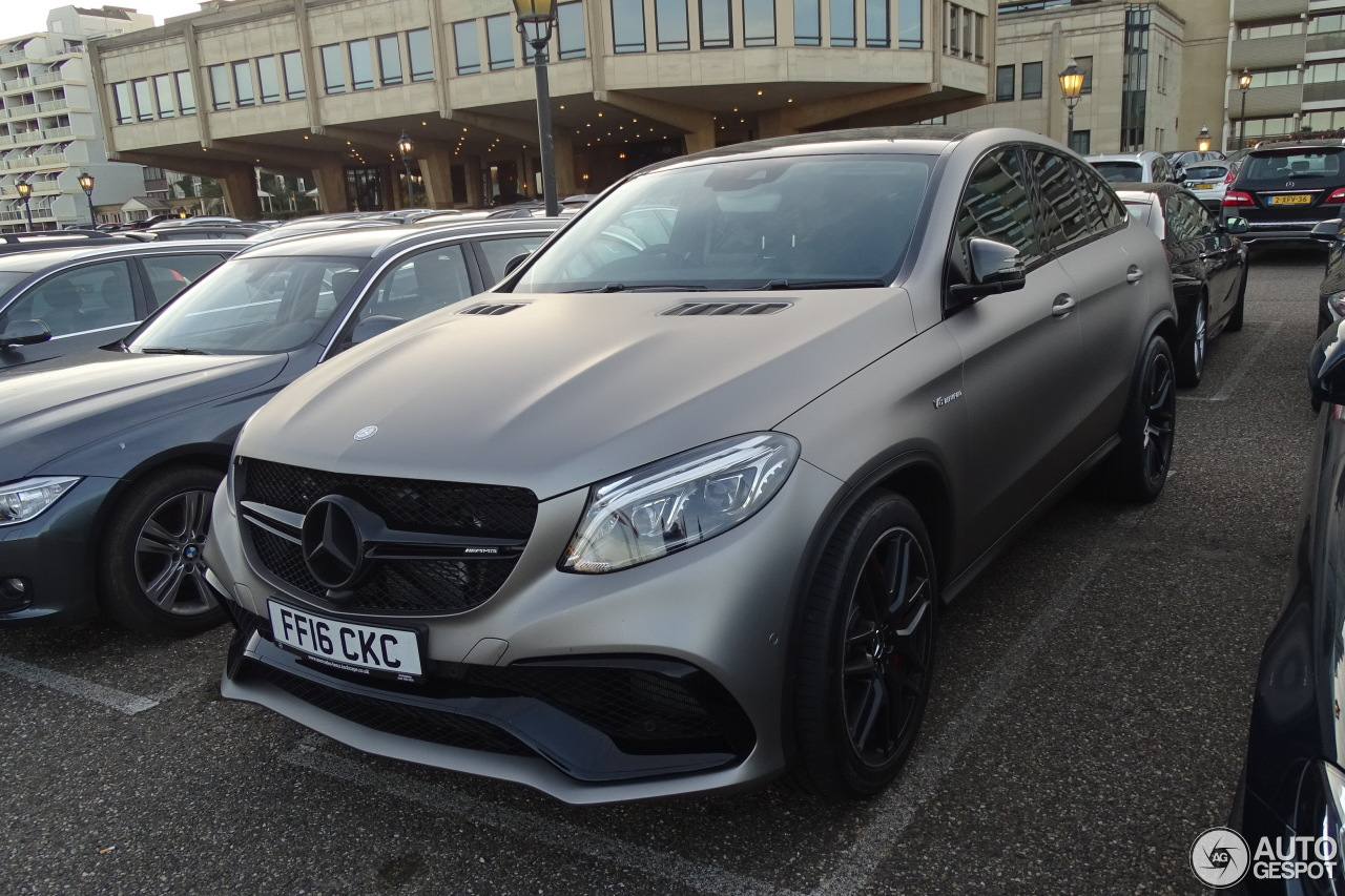 mercedes amg gle 63 s coup 1 september 2016 autogespot. Black Bedroom Furniture Sets. Home Design Ideas