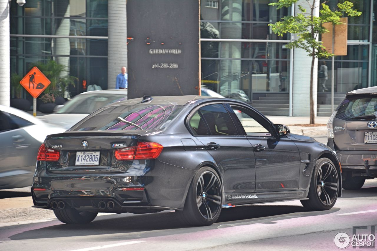 Bmw Dinan M3 F80 2 September 2016 Autogespot