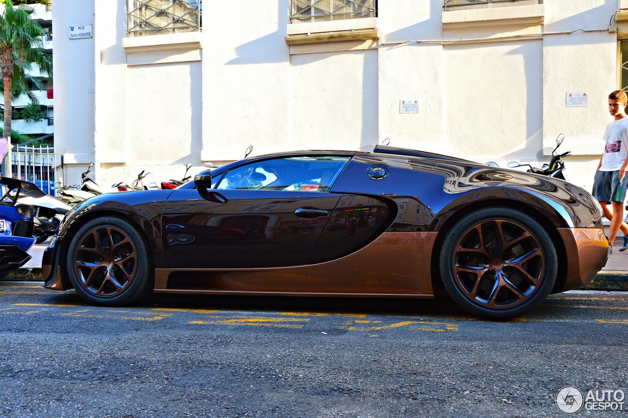 bugatti veyron 16 4 grand sport vitesse rembrandt bugatti 2 septembre 2016 autogespot. Black Bedroom Furniture Sets. Home Design Ideas