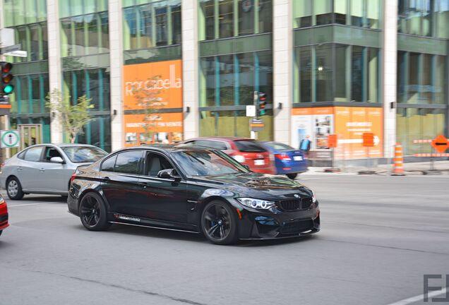 BMW M3 F80 Sedan Dinan