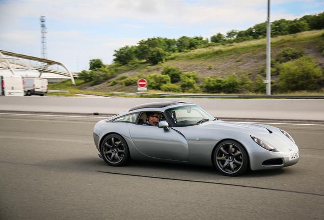 TVR T350T