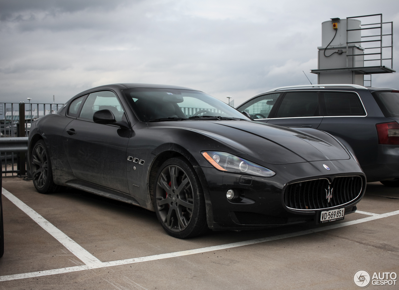 maserati granturismo s 3 september 2016 autogespot. Black Bedroom Furniture Sets. Home Design Ideas
