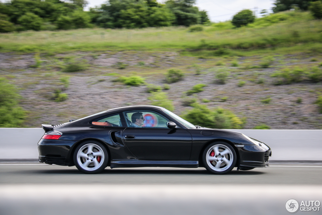 Porsche 996 Turbo 3 September 2016 Autogespot