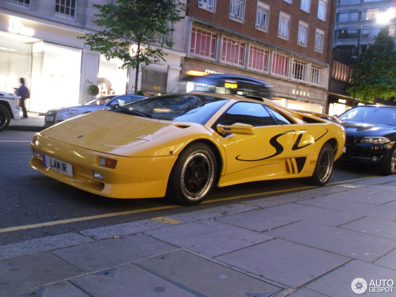 Lamborghini Diablo Sv 4 September 2016 Autogespot