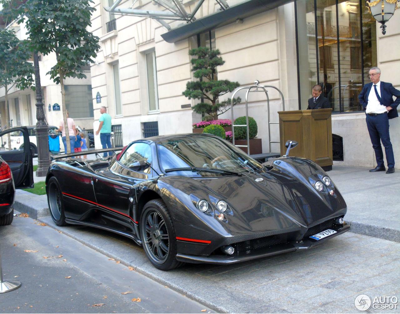 Exotic car spots worldwide hourly updated autogespot pagani zonda c12 f roadster vanachro Gallery