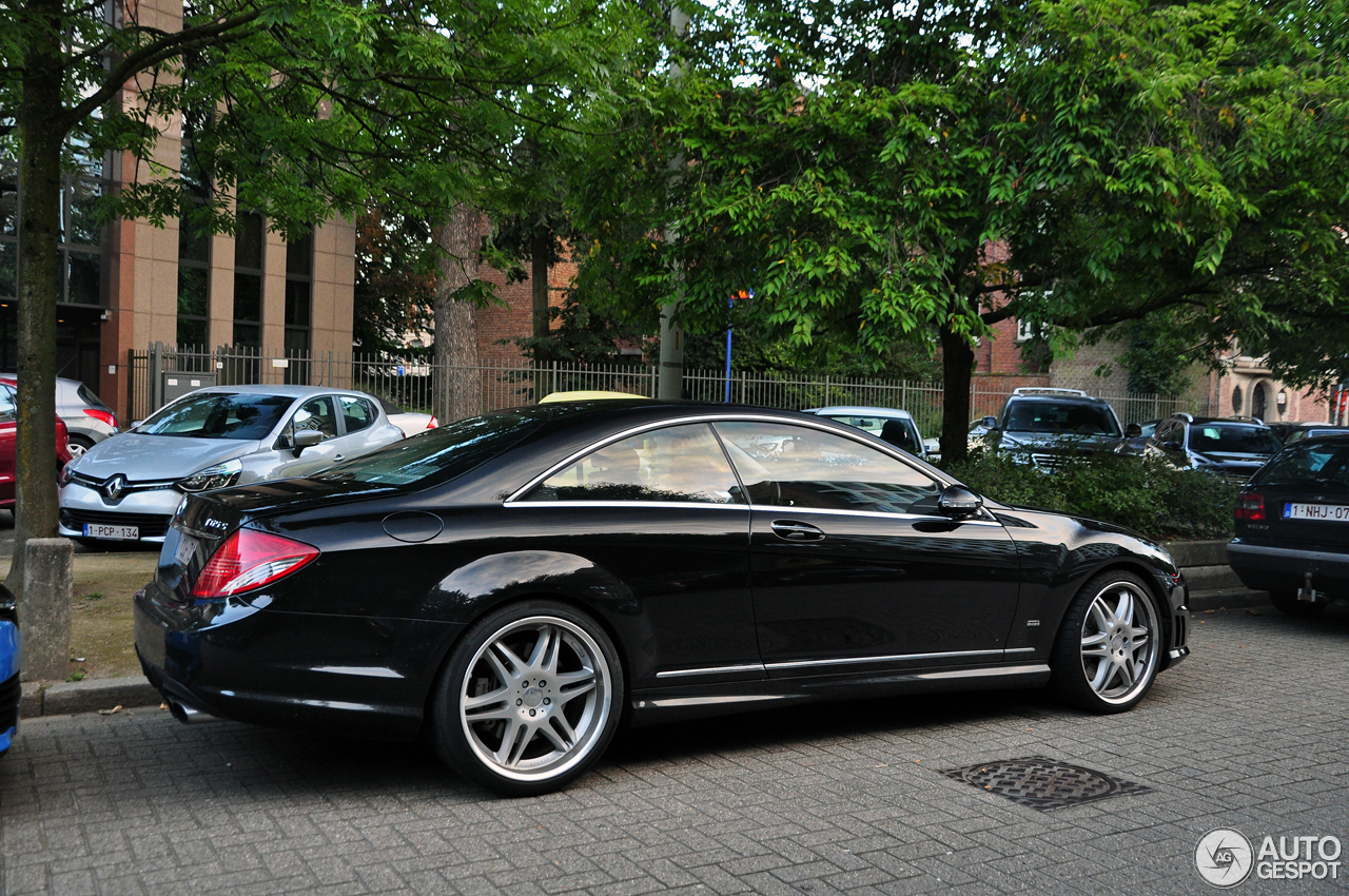 Mercedes Benz Cl 65 Amg C216