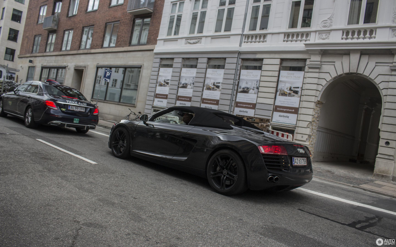 Audi R8 V8 Spyder