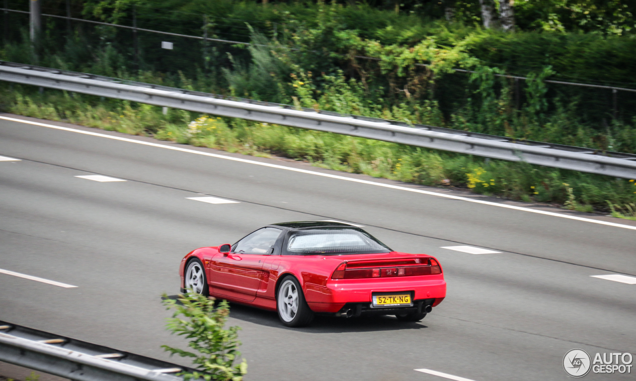 Honda Aurora Honda NSX - 7 September 2016 - Autogespot