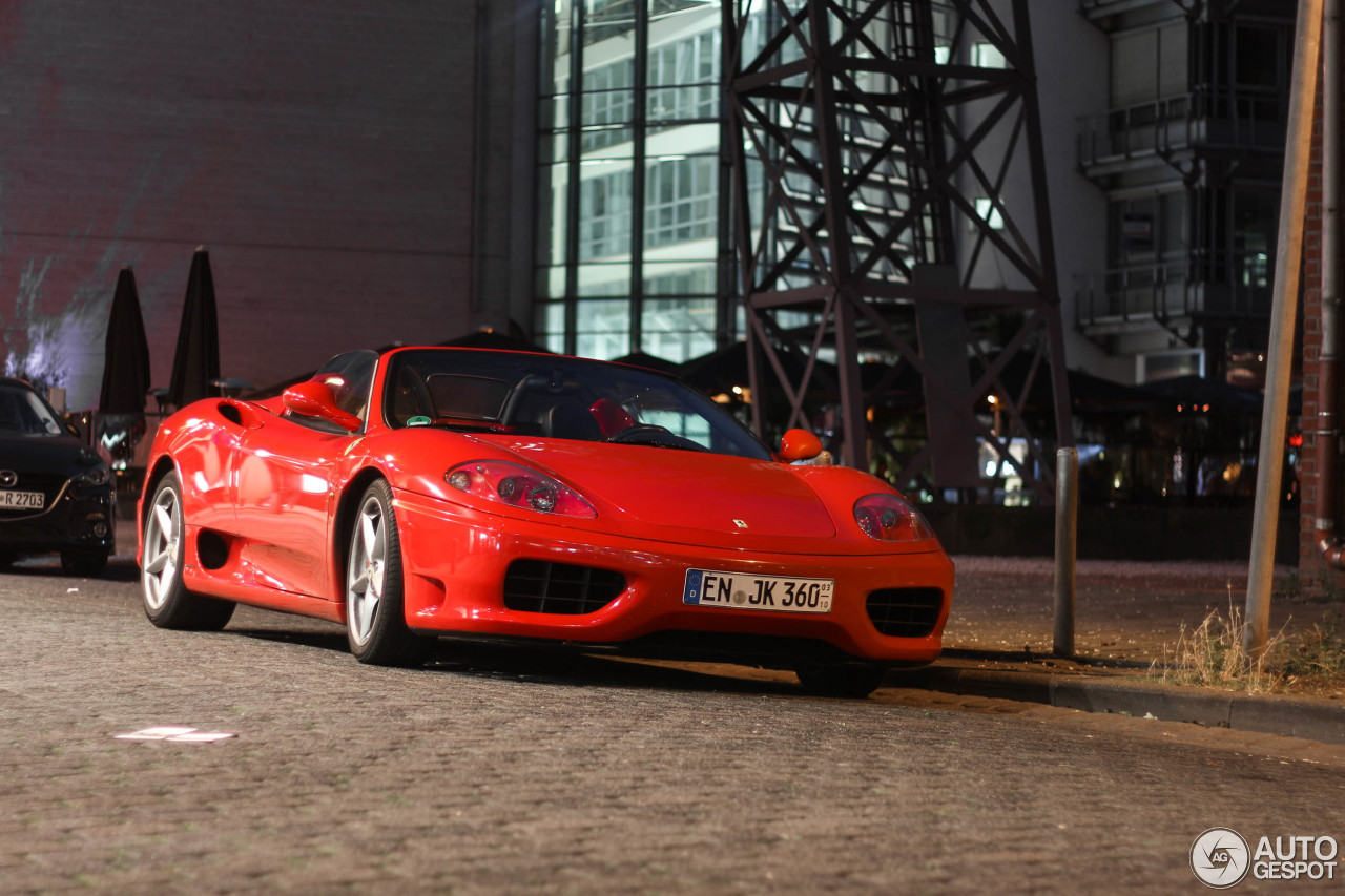 ferrari 360 spider 8 september 2016 autogespot. Black Bedroom Furniture Sets. Home Design Ideas