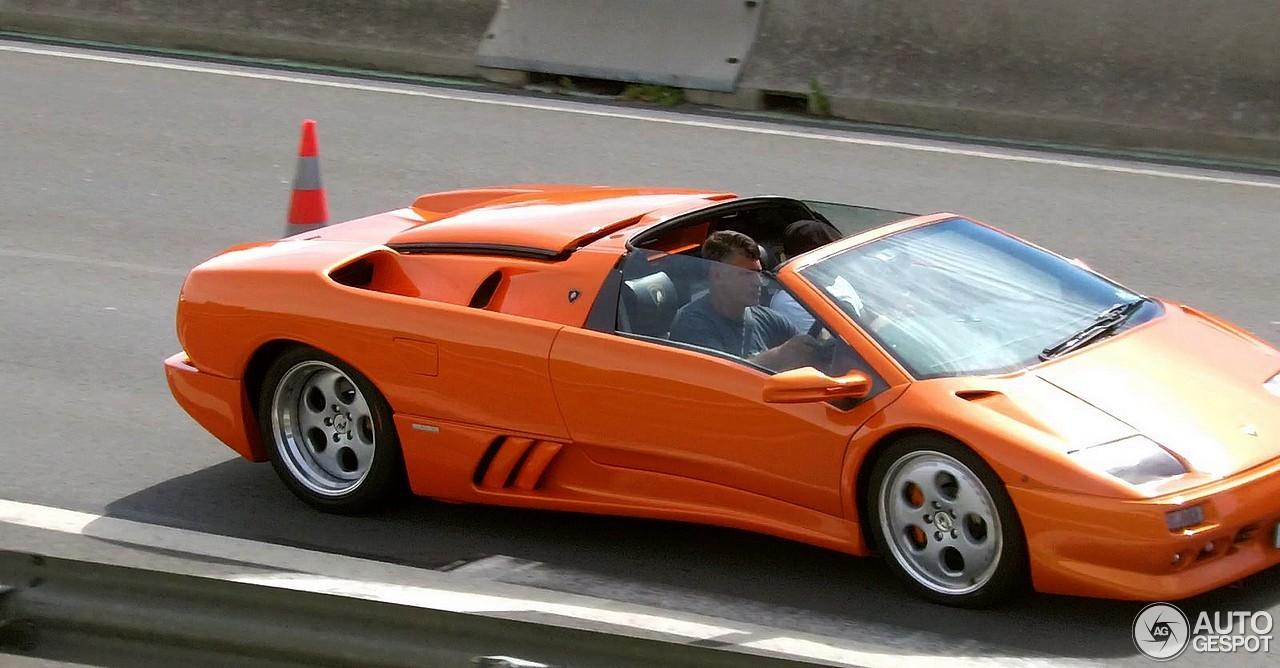 2010 Lamborghini Diablo VT photo - 2