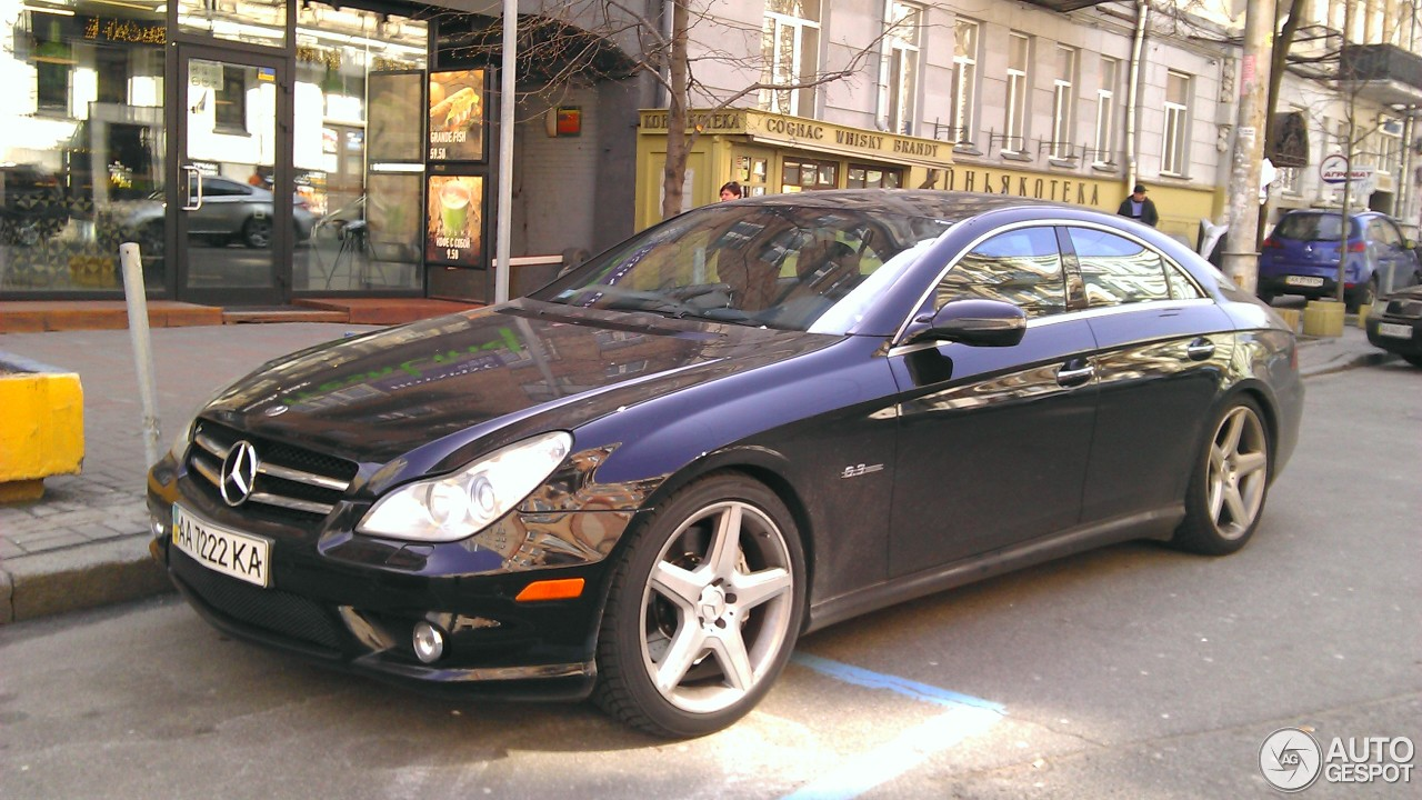 mercedes benz cls 63 amg c219 2008 8 september 2016 autogespot. Black Bedroom Furniture Sets. Home Design Ideas
