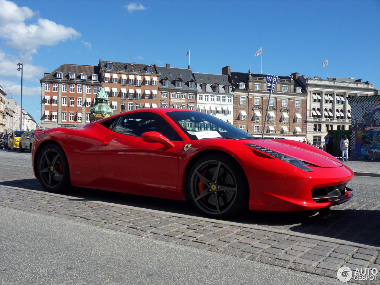 Ferrari 458 Italia 9 September 2016 Autogespot