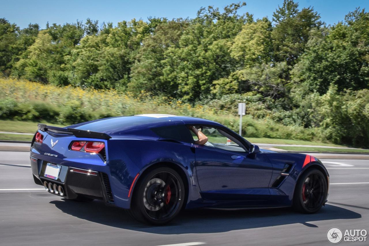 chevrolet corvette c7 grand sport 11 september 2016 autogespot. Black Bedroom Furniture Sets. Home Design Ideas