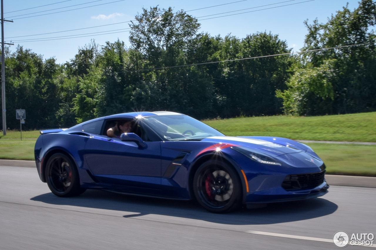 Corvette Rear Letters  Mirror Finish Stainless Steel Set