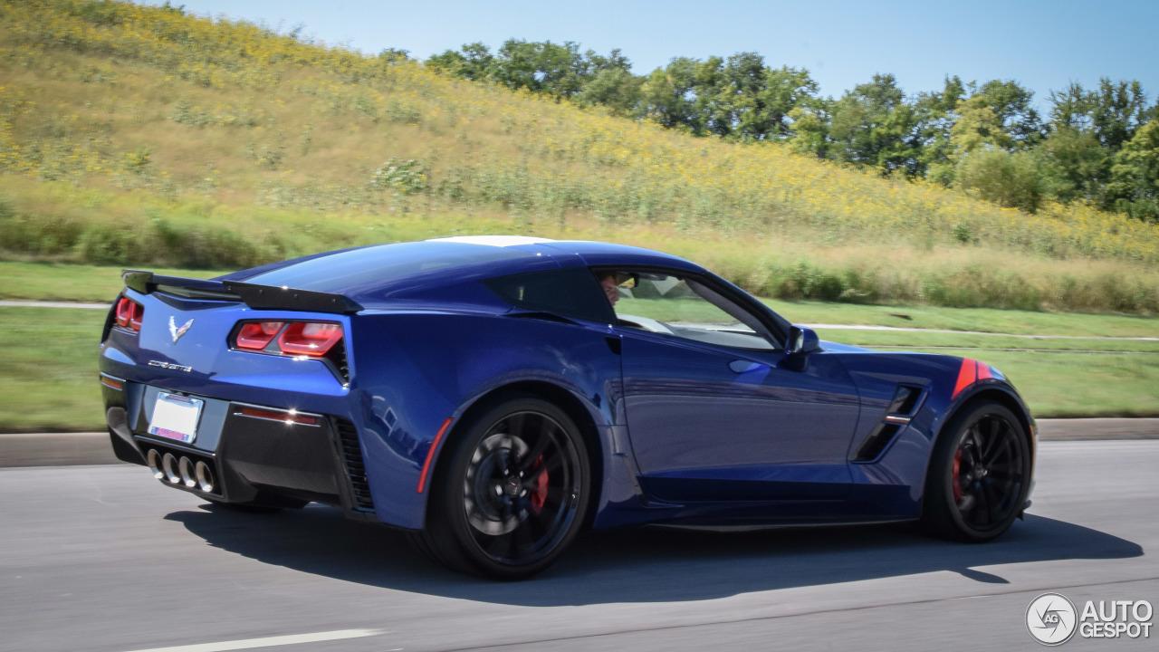 Chevrolet Corvette C7 Grand Sport 11 September 2016