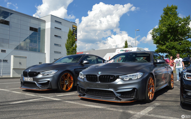 BMW M4 GTS 11 September 2016 Autogespot
