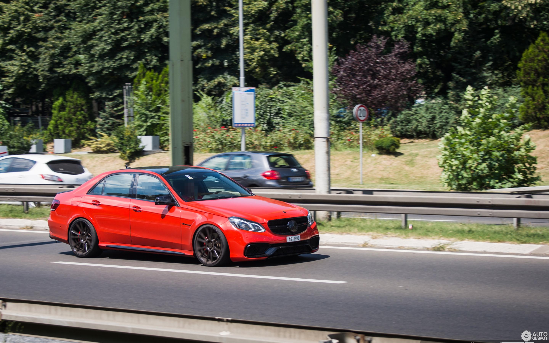 Mercedes Benz E 63 AMG S W212 12 September 2016 Autogespot