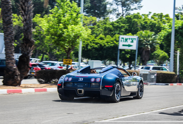 Bugatti Veyron 16.4 Grand Sport Sang Bleu