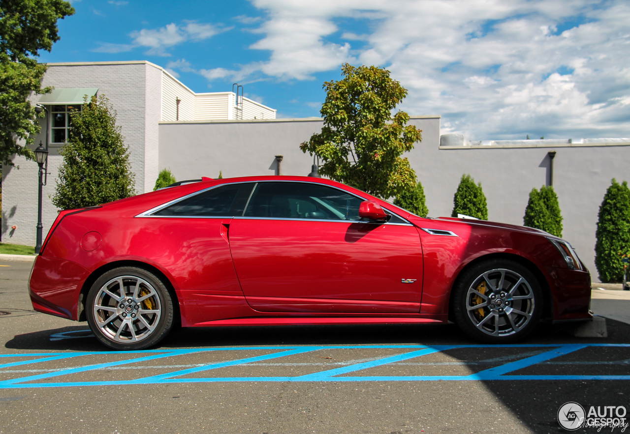 Cadillac Cts Coupe 2016 >> Cadillac CTS-V Coupé - 13 September 2016 - Autogespot