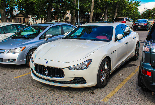 Maserati Ghibli S Q4 2013